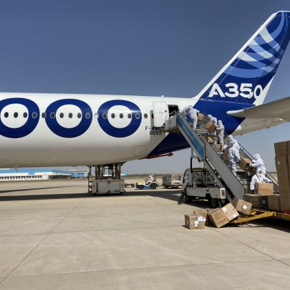 Airbus works on cargo versions of A350 and A380. Part 1