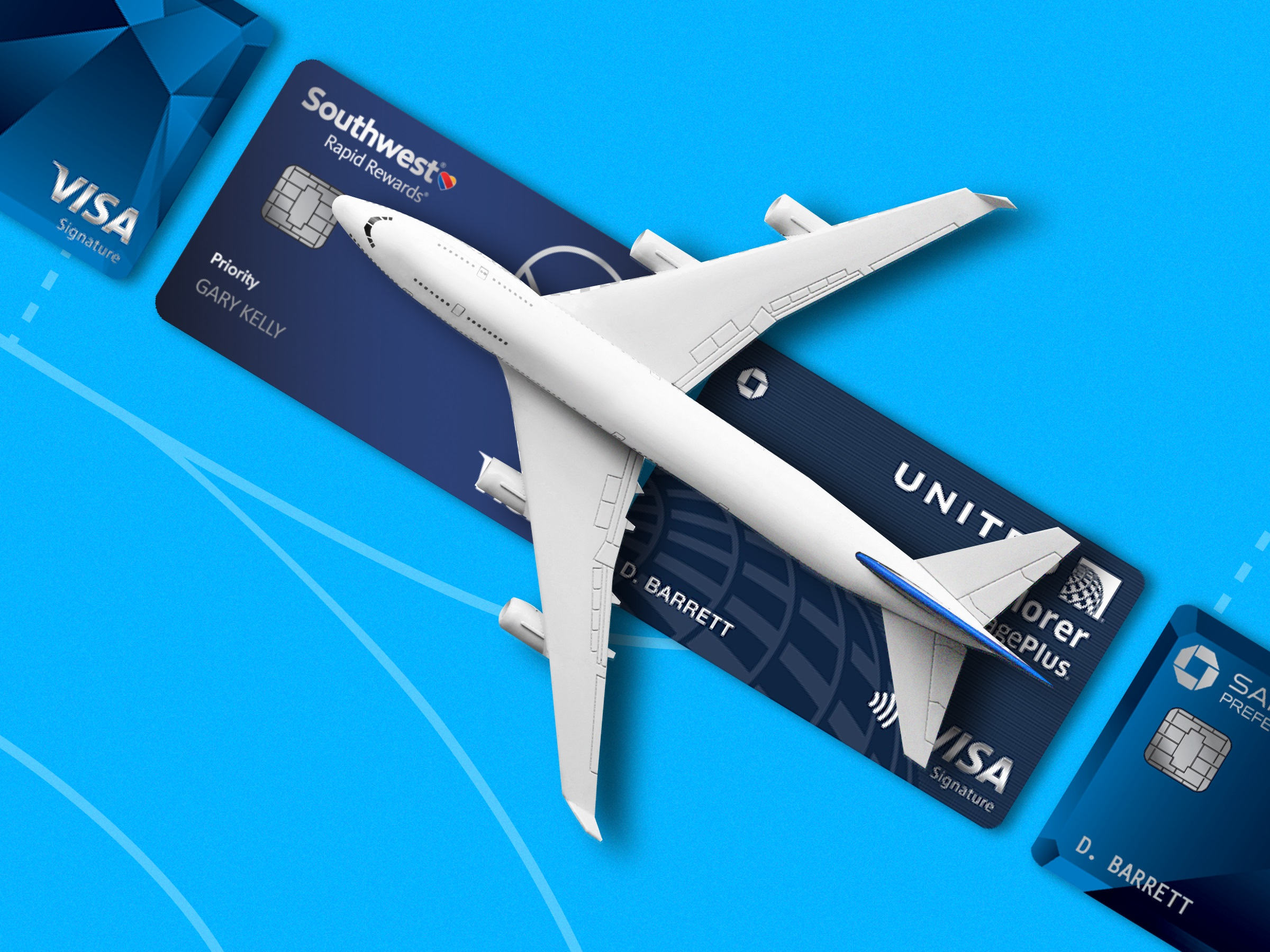 What do you do with points received from airline companies? The report says: use them now. Part 1