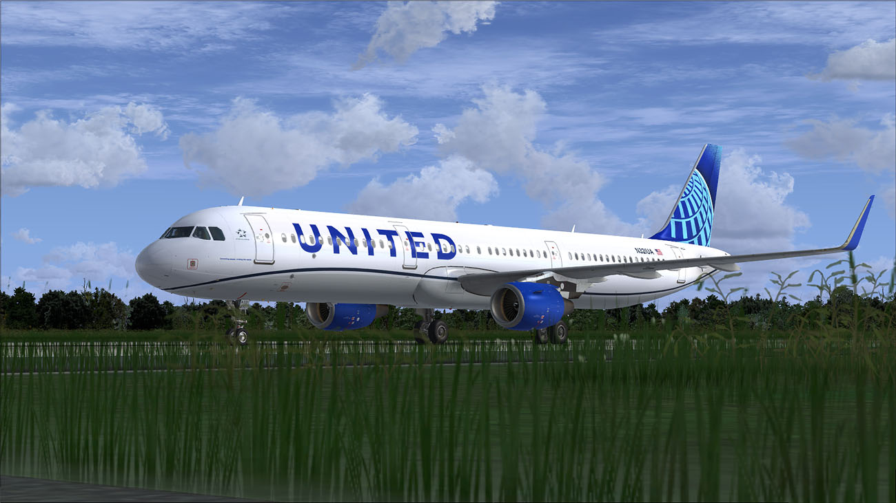 Airline company United Airlines placed record order on the airplanes