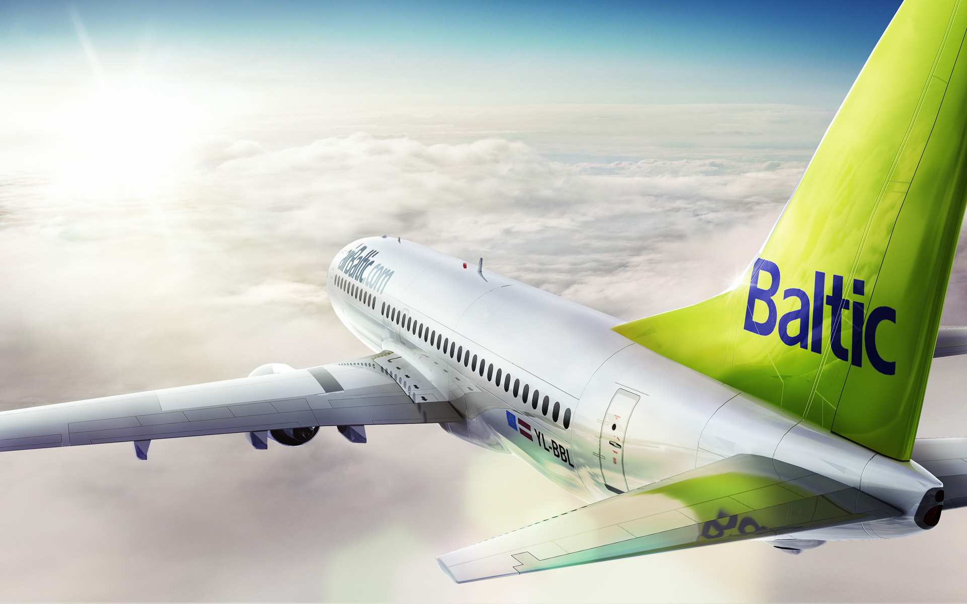airBaltic gets 90 million USD of state aid and one more airplane Airbus A220