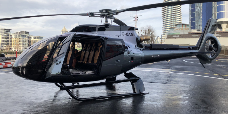 Airbus Helicopters will show helicopter ACH130 on Moscow exhibition of business aviation