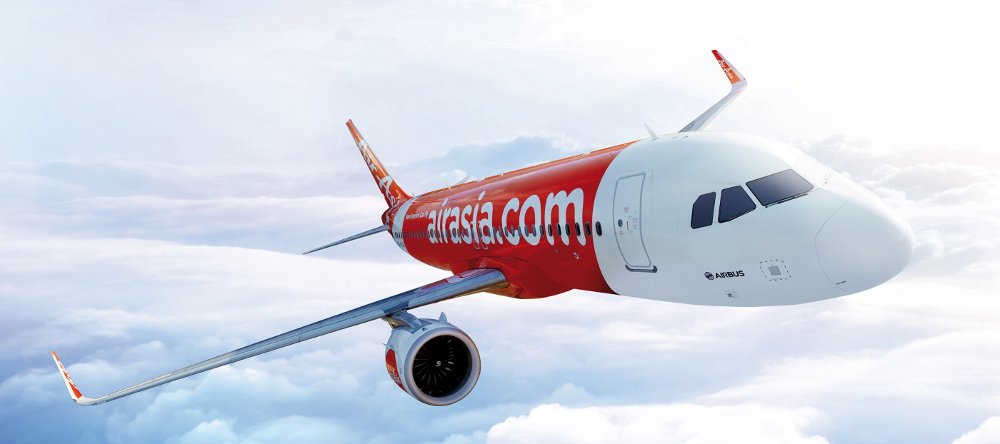 Airline company AirAsia is now also offering ground transport service