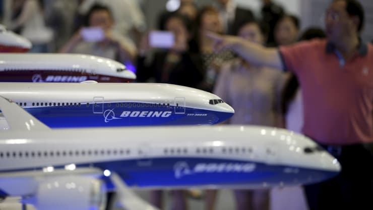 To 2040 Boeing plans to sell to China 8.7 thousand airplanes