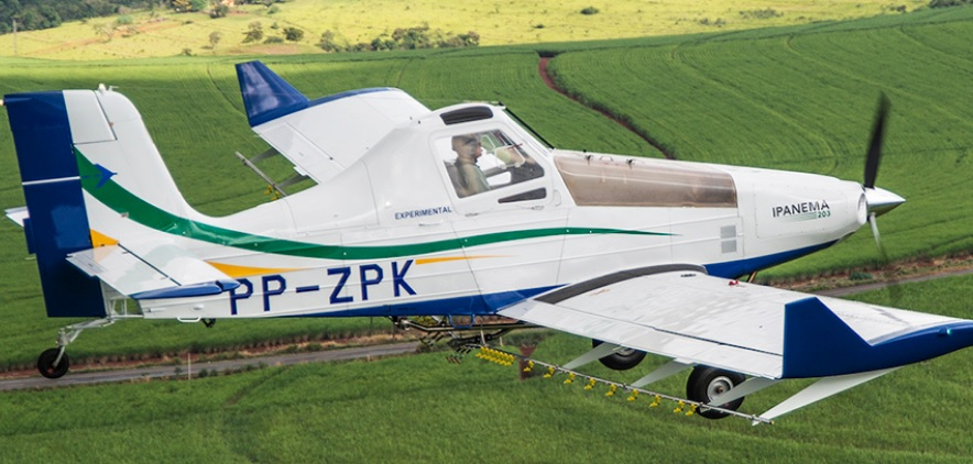 Experimental projects of Embraer will help to create aviation of future. Part 1