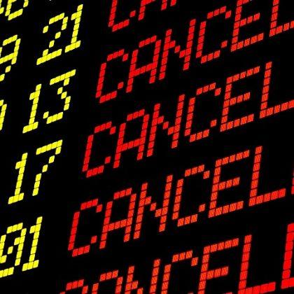 European airline companies will return money in case of flight cancellation during 7 days. Part 1