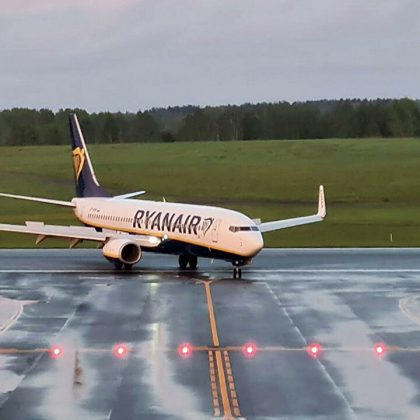Airline company Ryanair started to wean from serving customers who succeeded in returning money for the flights for an unlimited term